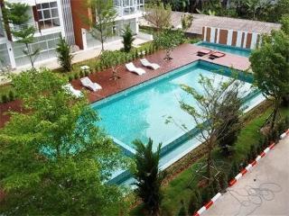 1 bedroom condo next to the beach in Klong Muang - Pak Nam vacation rentals