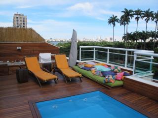 Panoramic, Luxury Triplex Penthouse  Deck Pool & Sauna! - Rio de Janeiro vacation rentals