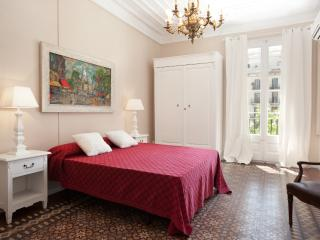 Central 4bedroom family Apartment Eixample +Airco - Barcelona vacation rentals