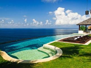Beachfront Villa Pawana enjoy complete privacy, pool, garden shower & resort access - Uluwatu vacation rentals