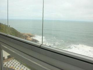 Guarujá beach, SP: Beautiful view of the ocean - - Guaruja vacation rentals