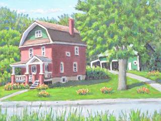 In the heart of Wakefield village - Wakefield vacation rentals