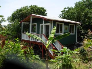Hawaii Hideaway Cottage Hale Huna and Breakfast - Pahala vacation rentals