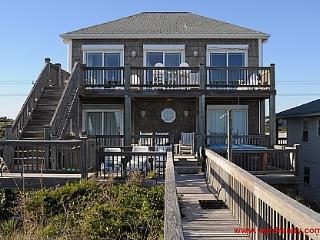 Kickin' Back - Topsail Beach vacation rentals