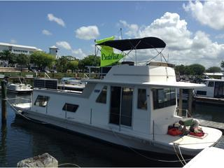 1987 beautifully updated 42 foot houseboat - Image 1 - Palmetto - rentals