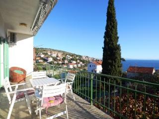 Apartments Mladenka - 44051-A1 - Okrug Gornji vacation rentals