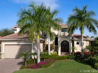 ESTELA CORINA - Easy Walk to the White Sand Beaches at the end of Maple! - Marco Island vacation rentals