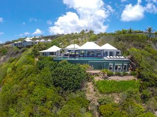 Om at Montjean, St. Barth - Ocean View, Gated Community, Pool - Marigot vacation rentals