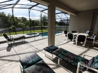 Impressive 6 Bedroom Home in Trafalgar Village with Private Pool and Patio - Kissimmee vacation rentals