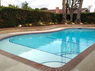 Only 1/4 Mile To Disney, Directly Across Heated Pool Home - Anaheim vacation rentals