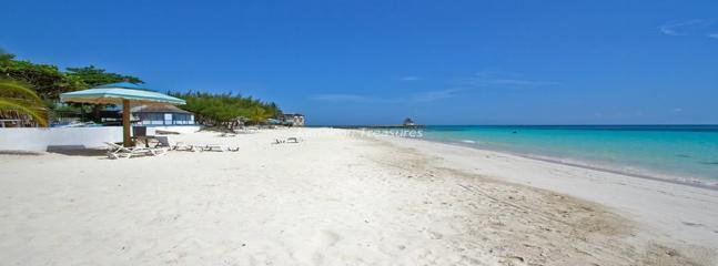Beach - Beautiful Yellowbird Villa - Silver Sands - rentals