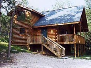 Enchanted Forest Resort: Hideaway Cabin - Eureka Springs vacation rentals