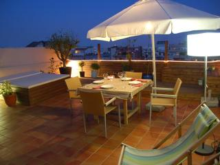 Amazing penthouse in Barcelona's city center - Barcelona vacation rentals