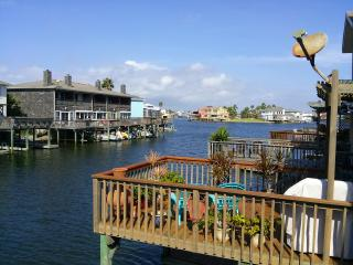 Gun Cay Summer VALUE Waterfront fish from Deck # 1 - Corpus Christi vacation rentals