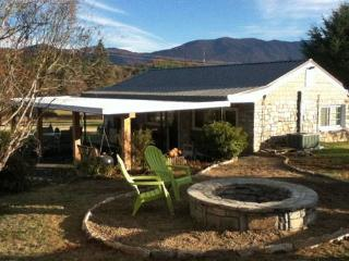 Gin's Deep Crk Cottage - Bryson City vacation rentals