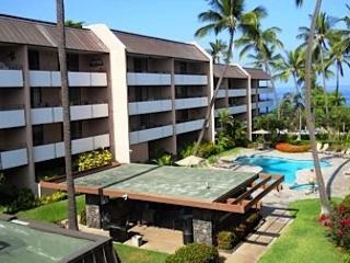Ocean Views from 2 Bed, 2 Bath across the street from White Sands Beach!-WSV 210 - Kailua-Kona vacation rentals