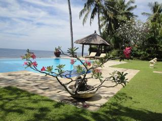 Villa OnzeBunga beachfront with pool north Bali - Bondalem vacation rentals