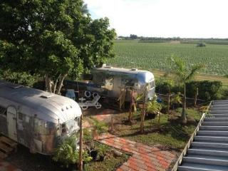 Vintage 1969 Airstream near Everglades - South Florida vacation rentals