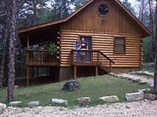 Enchanted Forest: Romantic Whispering Pines - Image 1 - Eureka Springs - rentals