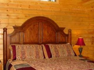 Enchanted Forest: Deluxe Mountain Top Cabin 3 - Image 1 - Eureka Springs - rentals
