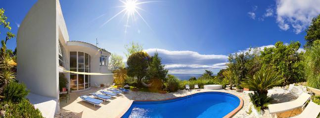 the property - Villa Ettore,sea view,swimming pool and garden - Sorrento - rentals