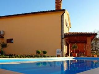 Villa With Private Pool And Sea Views - Image 1 - Sveti Lovrec - rentals