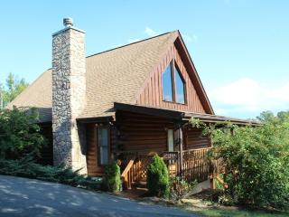 EAGLES HAVEN CABIN - SPECTACULAR MOUNTAIN VIEWS - Tennessee vacation rentals