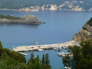 Villa in Paleocastritsa, sea and mountains views - Paleokastritsa vacation rentals