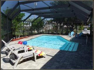 Fabulous, Clean, Spacious, Private Heated Pool, Fe - Cape Coral vacation rentals