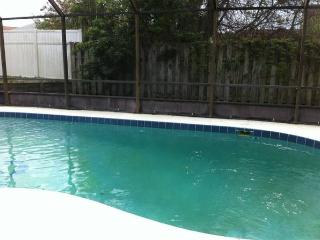 Beautiful 3 bedroom 2 bath Pool Home with large ga - Ormond Beach vacation rentals