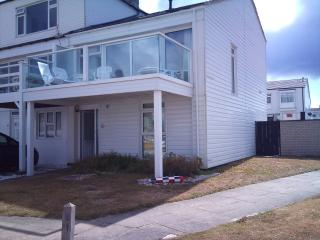 Beach house, great sea view & private beach access - Chichester vacation rentals