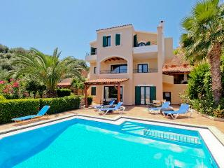 6 Bedroom Luxury Villa, Private Pool, Sea View - Crete vacation rentals