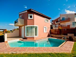 Holiday Villa, Private Pool, Sea View, Near Beach - Platanias vacation rentals