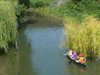 Holiday house  with POOL° RIVER *racing Le Mans° Fishing ° Canoe ^ - Fercé-sur-Sarthe vacation rentals