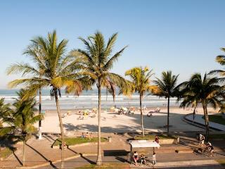 Two Bedroom Beachfront Condo, Praia Grande, Brazil - State of Sao Paulo vacation rentals