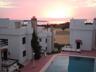 Watch beautiful SUNSETS from your private terrace - Alacati vacation rentals