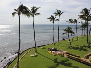 Just remodeled oceanfront condo with 180* views - Wailuku vacation rentals