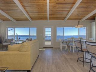 Beachfront Retreat - Right on the Beach!!! - Arlington vacation rentals