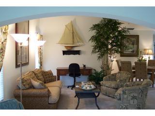 Living room - Luxury Venice, Florida Gulf Coast Condo - Venice - rentals