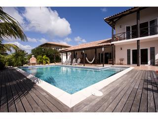 Kas Vis - A large villa with pool near the ocean - Kralendijk vacation rentals