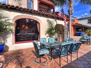 Luxury home, one house to beach in Belmont Shore! - San Clemente vacation rentals