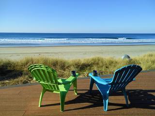 OCEANFRONT-Outstanding Views-Huge Ocean Front Deck - Pacific City vacation rentals