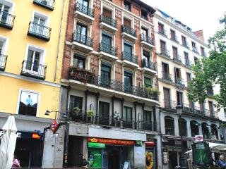 GRAN VIA SOL 4 pax - Madrid vacation rentals