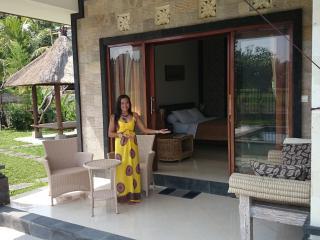 Anita's Rice Field Villa- Pool, Wifi, Ubud Bali - Ubud vacation rentals