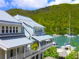 Marigot Bay Apartment 6A- St.Lucia - Marigot Bay vacation rentals