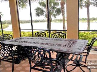 Beautiful 3 bed 2 bath condo in Fiddlers Creek - Naples vacation rentals