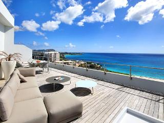 Blue Residence Unit 713B at Cupecoy, Saint Maarten -  Pool, Walk To Beach - Cupecoy vacation rentals