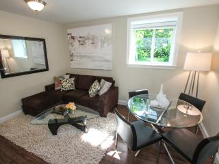 Great Location Vancouver 2 bed furnished apartment - Vancouver vacation rentals