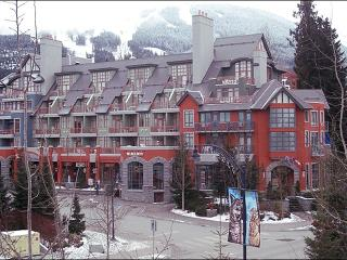 Shared Outdoor Hot Tub and Pool - Paid  Underground Parking (4032) - Whistler vacation rentals