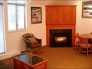 Shared Sauna and Fitness Room - Gas Fireplace (4007) - Whistler vacation rentals